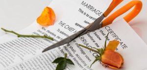 Образец искового заявления расторжение брака и взыскание алиментов